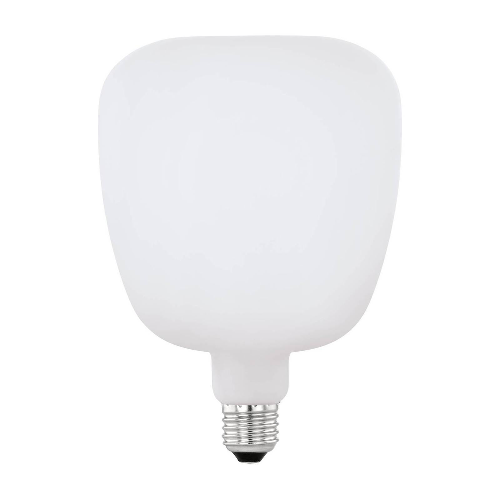 LED-lamppu E27 4W Big Size opaali, erikoismuotoilu