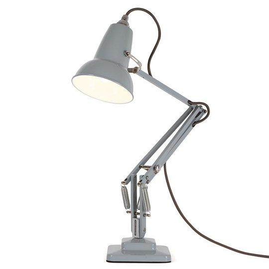 Anglepoise Original 1227 Mini -pöytälamppu harmaa