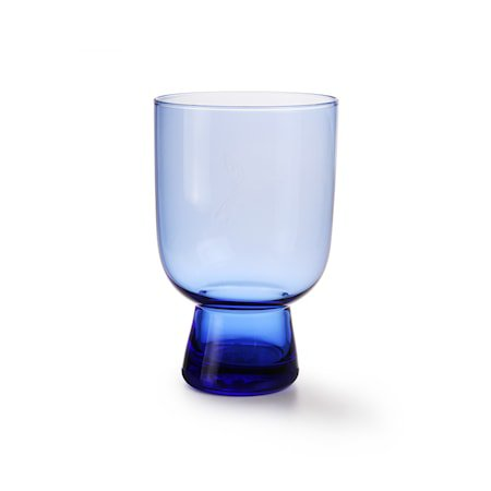 Cobalt Glass L Blå