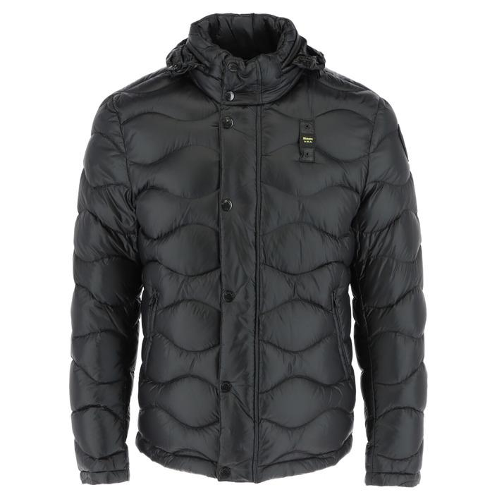 Blauer Men's Jacket Black 311830 - black XXL