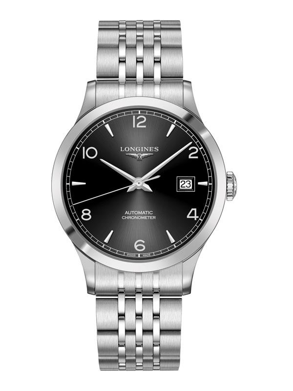 Longines Record Chronometer 40mm L2.821.4.56.6