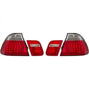 Perävalosarja, Molemminpuolin, BMW 3 [E46]