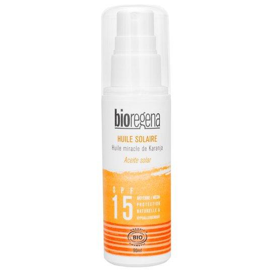 Bioregena Sunscreen Oil SPF 15, 90 ml
