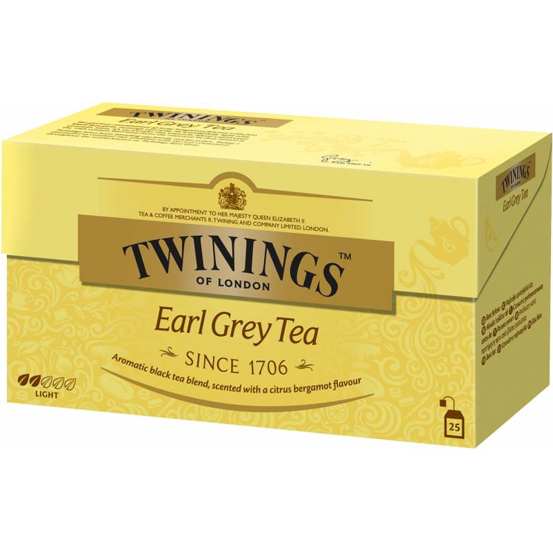 "Te ""Earl Grey"" 25-pack - 67% rabatt"