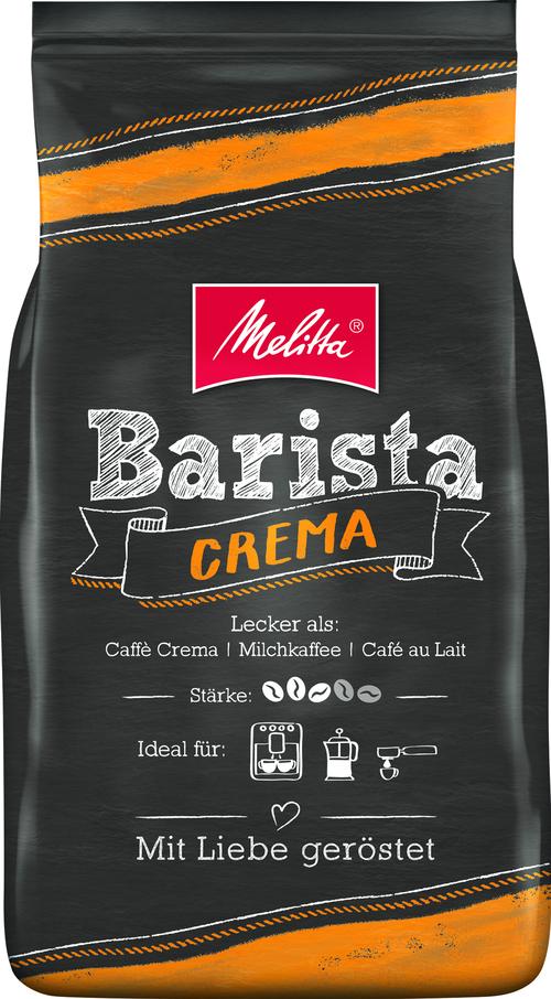 Melitta Barista Crema 1kg Tillbehör Till Kaffe & Te