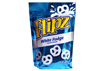 Pretzel Flipz White Fudge 141gram