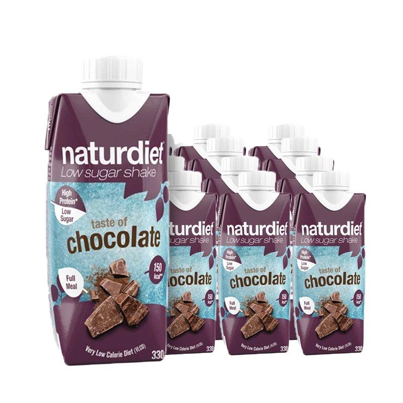 Ruokavalionkorvike Suklaa 12kpl - 21% alennus