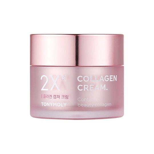 2X® Collagen Capture Cream, 50 ml Tonymoly Kasvovoiteet