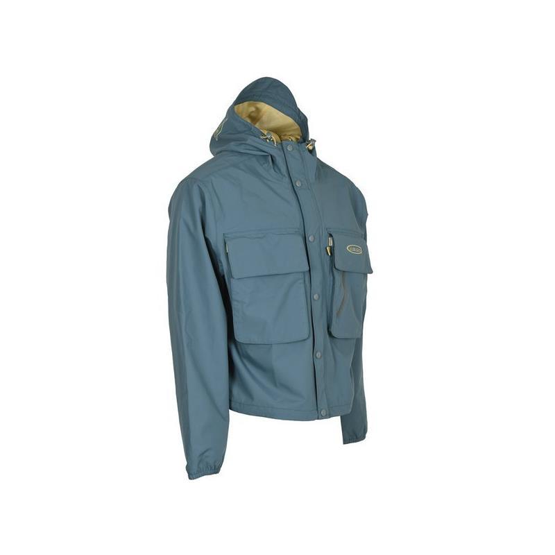 Vision Atom Jacket L Steel Blue