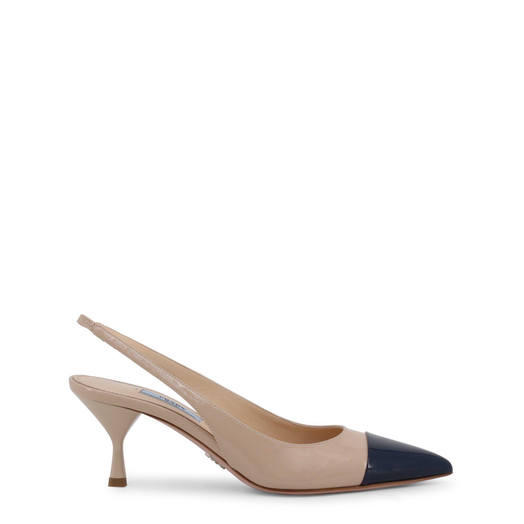 Prada Women's Heels Brown 1I272L - brown-1 37 EU