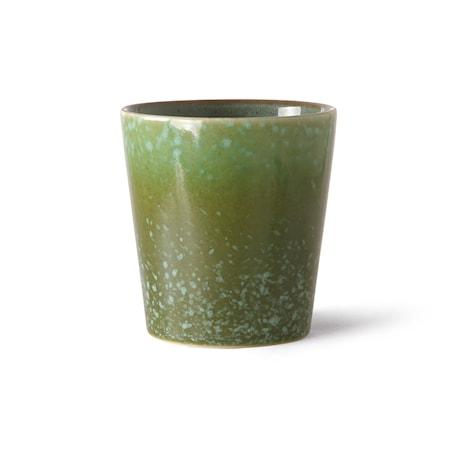70s ceramics Kaffe Mugg Grass