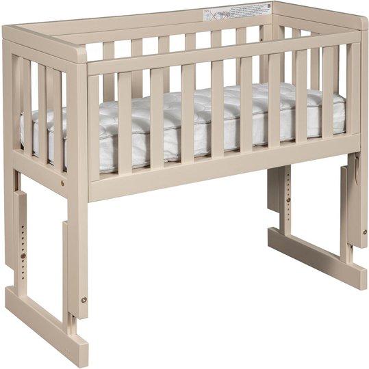 Troll Bedside Crib Oslo, Sand