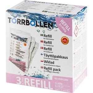 Luftavfuktare Torrbollen Refill, 3-pack