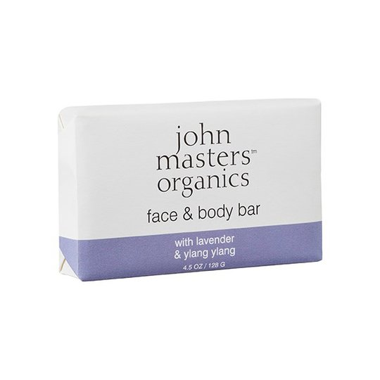 John Masters Organics Lavender, Rose & Ylang Soap, 128 g