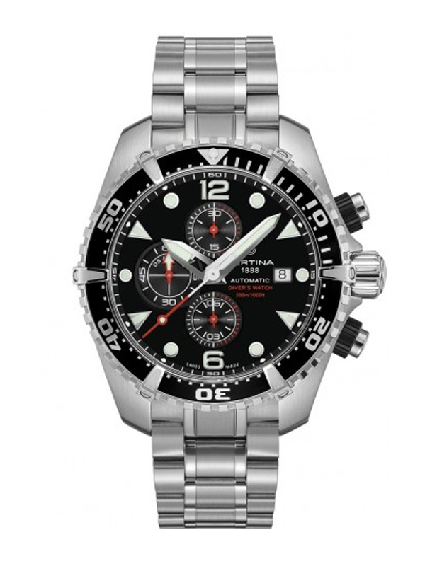 Certina DS Action Diver Chronograph Automatic c032.427.11.051.00