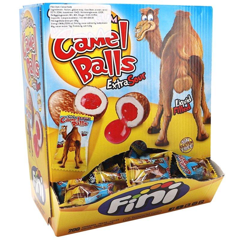 Tuggummi Camel 200-pack - 48% rabatt