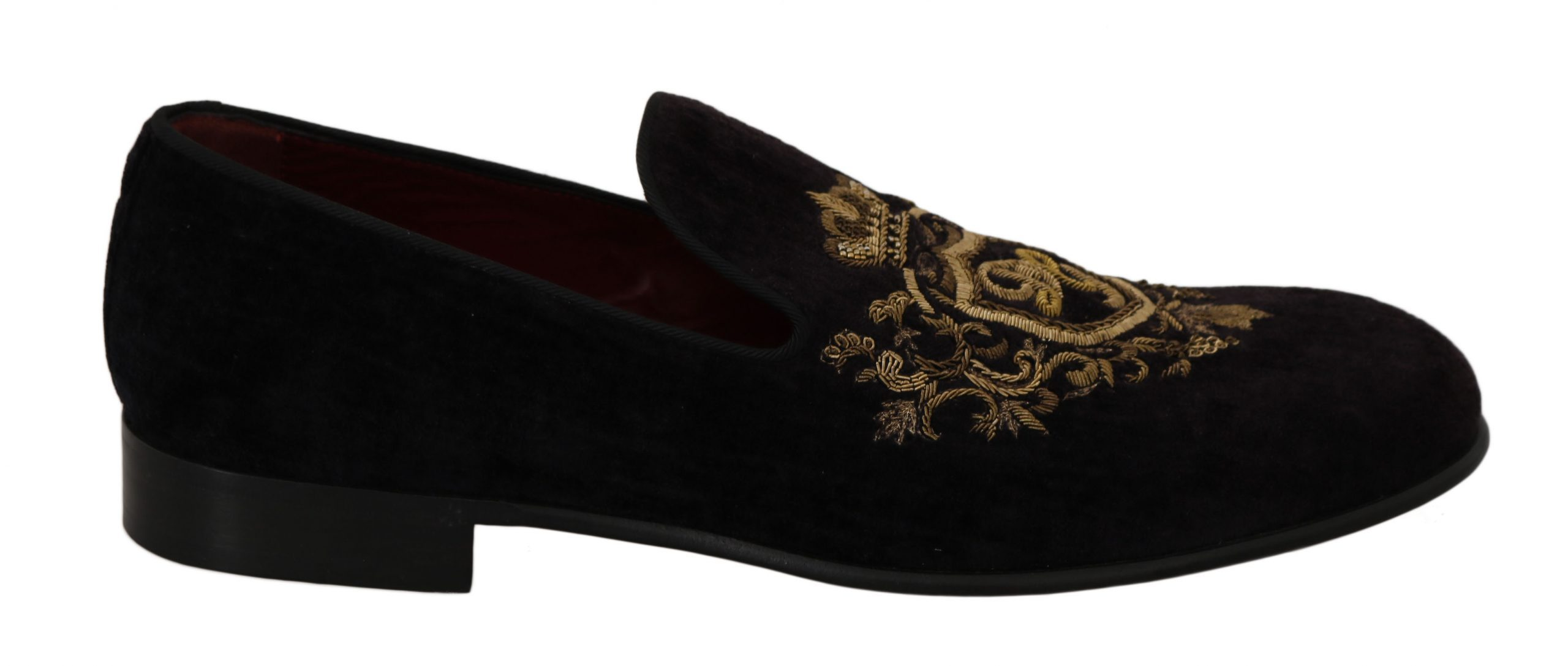 Dolce & Gabbana Men's Shoes Brown MV2348 - EU39/US6