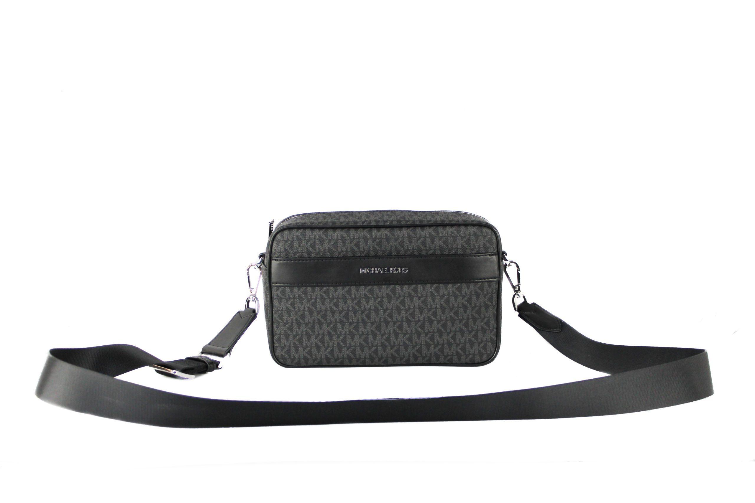 Michael Kors Women's Kenly Crossbody Bag Black 56431
