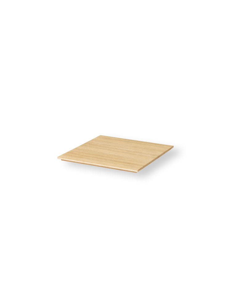 Ferm Living - Tray For Plant Box Wood - Oak Veneer (100157208)