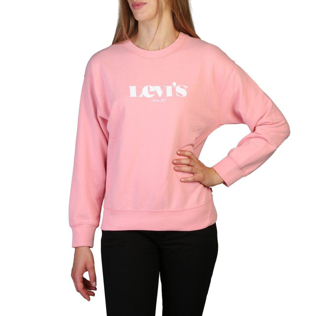 Levis Women's Sweatshirt Pink 18686_GRAPHIC - pink M