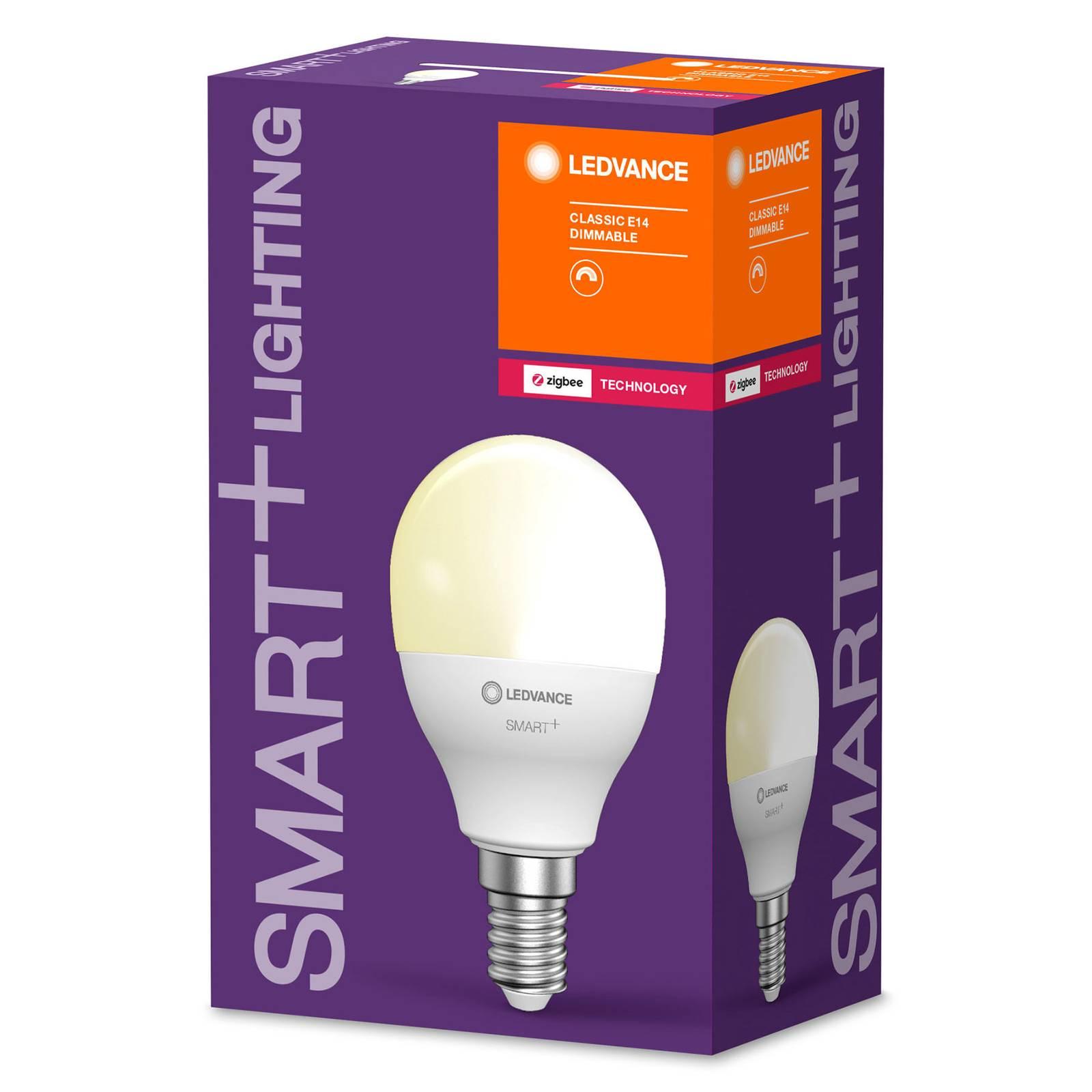 LEDVANCE SMART+ ZigBee E14 LED-pisara 5W 2 700 K