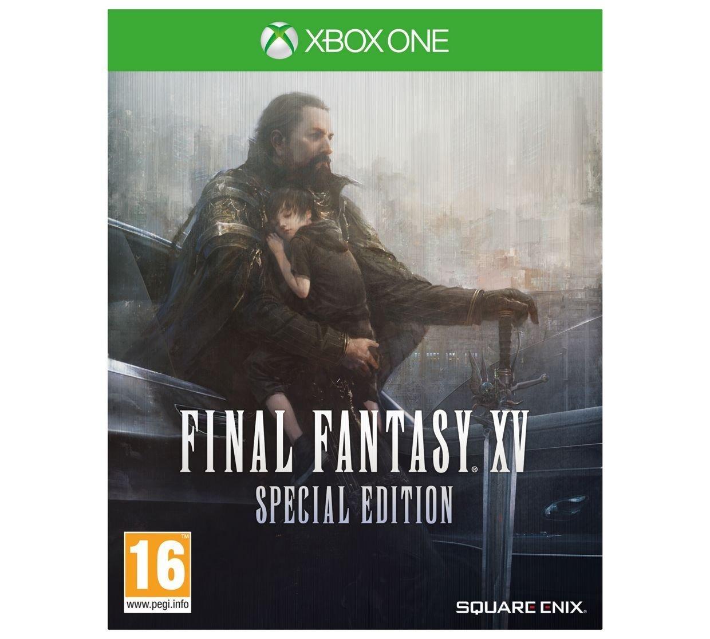 Final Fantasy XV (15) Special Steelbook Edition