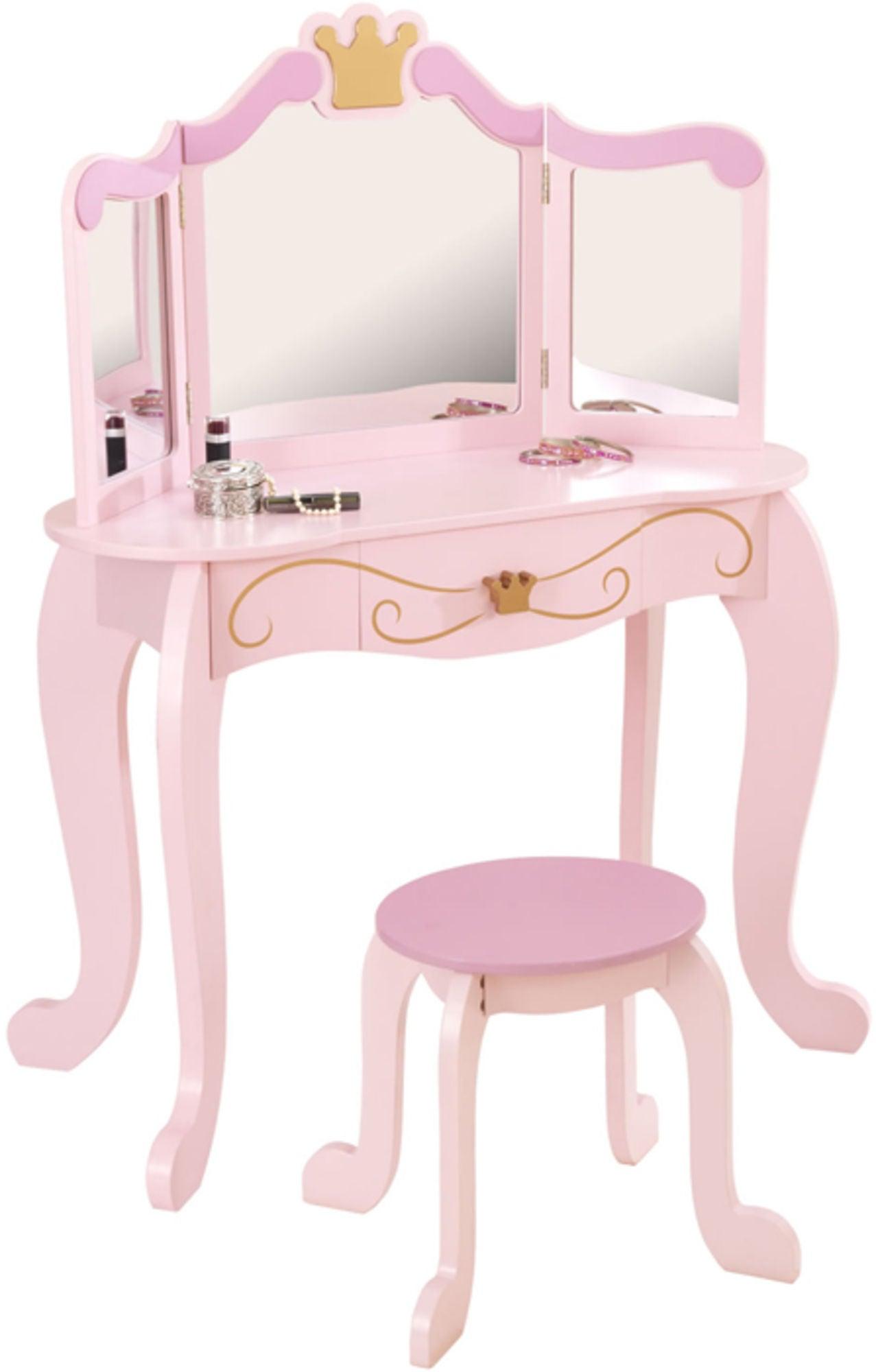 KidKraft Peilipöytä Prinsessa