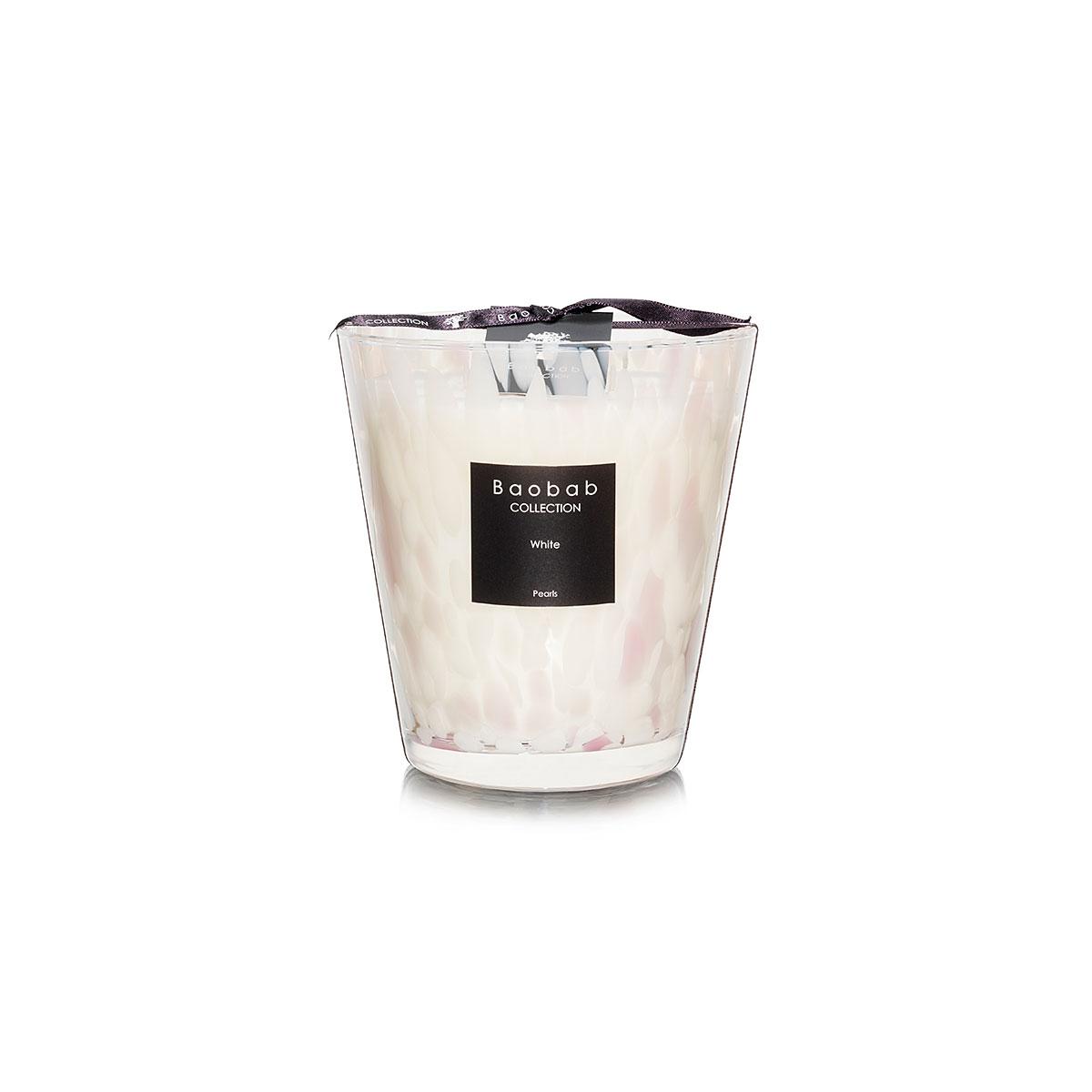 Baobab I White Pearls Max 16