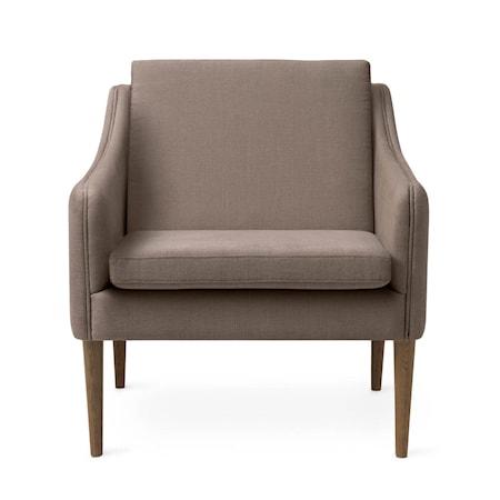 Mr. Olsen Lounge Chair Broked Grey Smoked EK
