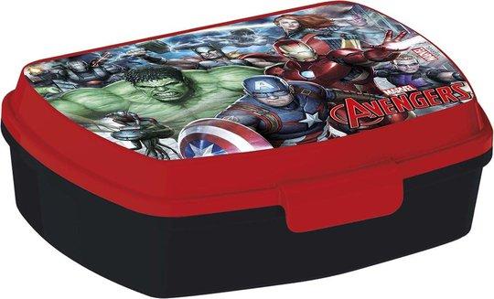 Marvel Avengers Matlåda, Röd