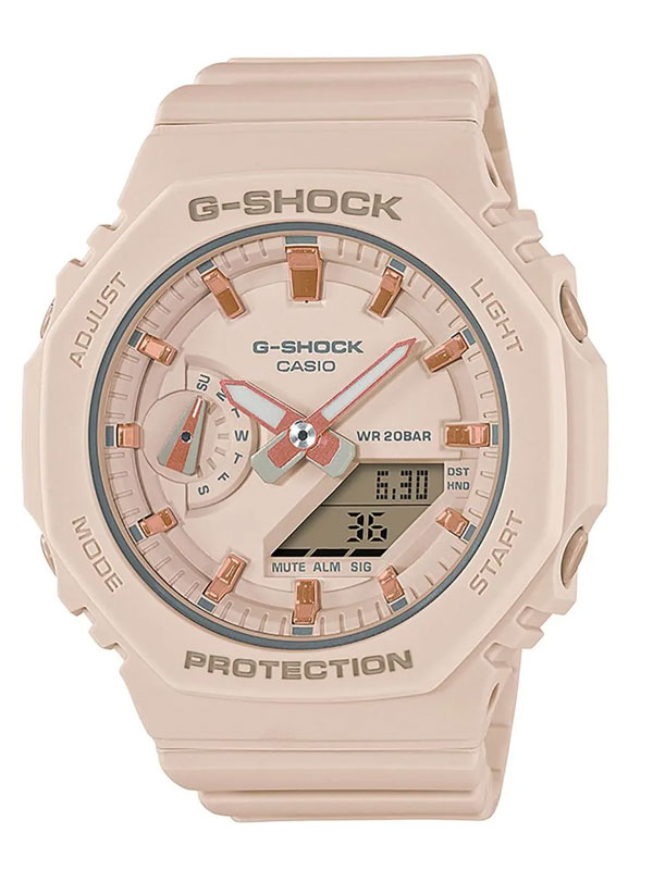CASIO G-Shock Octagon Series GMA-S2100-4AER