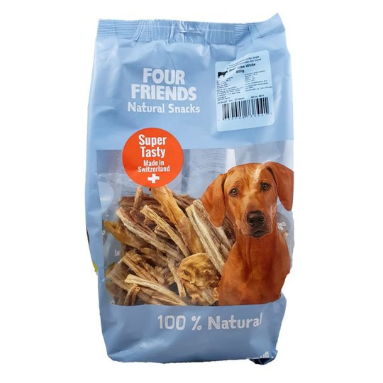 FourFriends Dog Natural Snacks Beef Tribe (800 g)