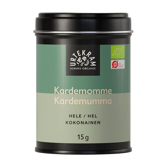 Urtekram Food Kardemumma Hel, 15 g