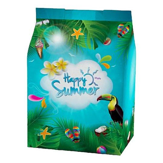 Godispåse i Papp Happy Summer - 1-pack