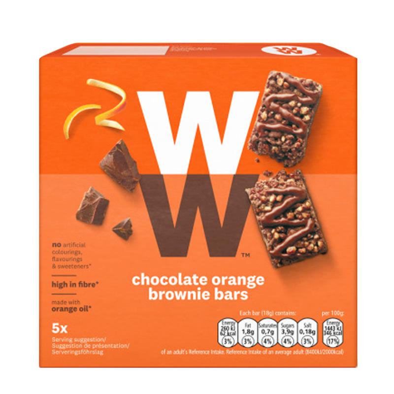 Chokladbar Apelsin & Brownie - 26% rabatt