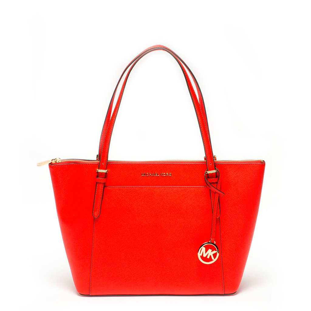 Michael Kors Women's Ciara Shoulder Bag Red 325382 - red NOSIZE