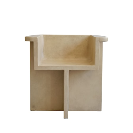 Brutus Dining Chair Sand