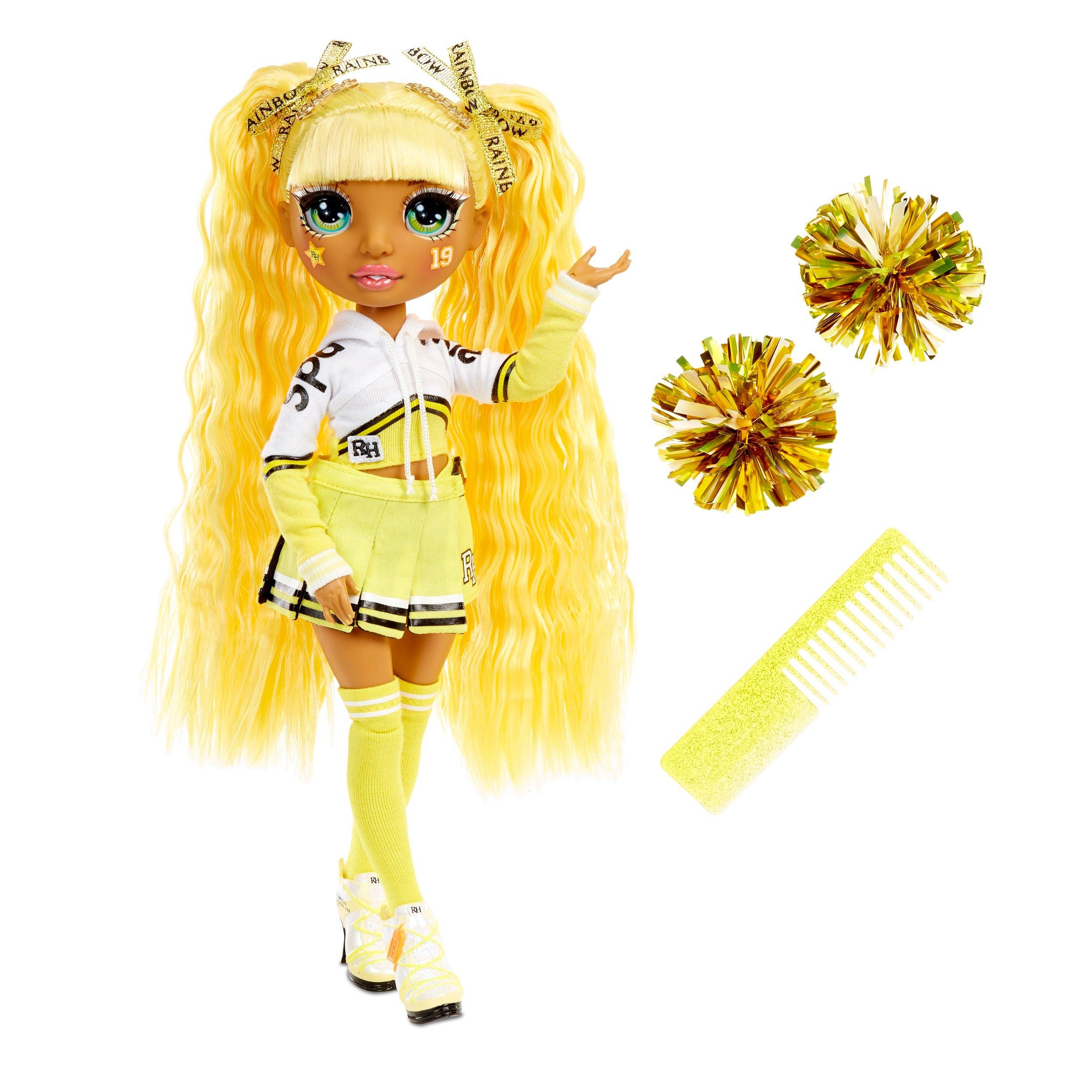 Rainbow High - Cheer Doll - Sunny Madison (572053)