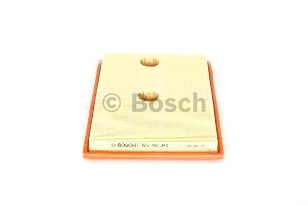Ilmansuodatin BOSCH F 026 400 342