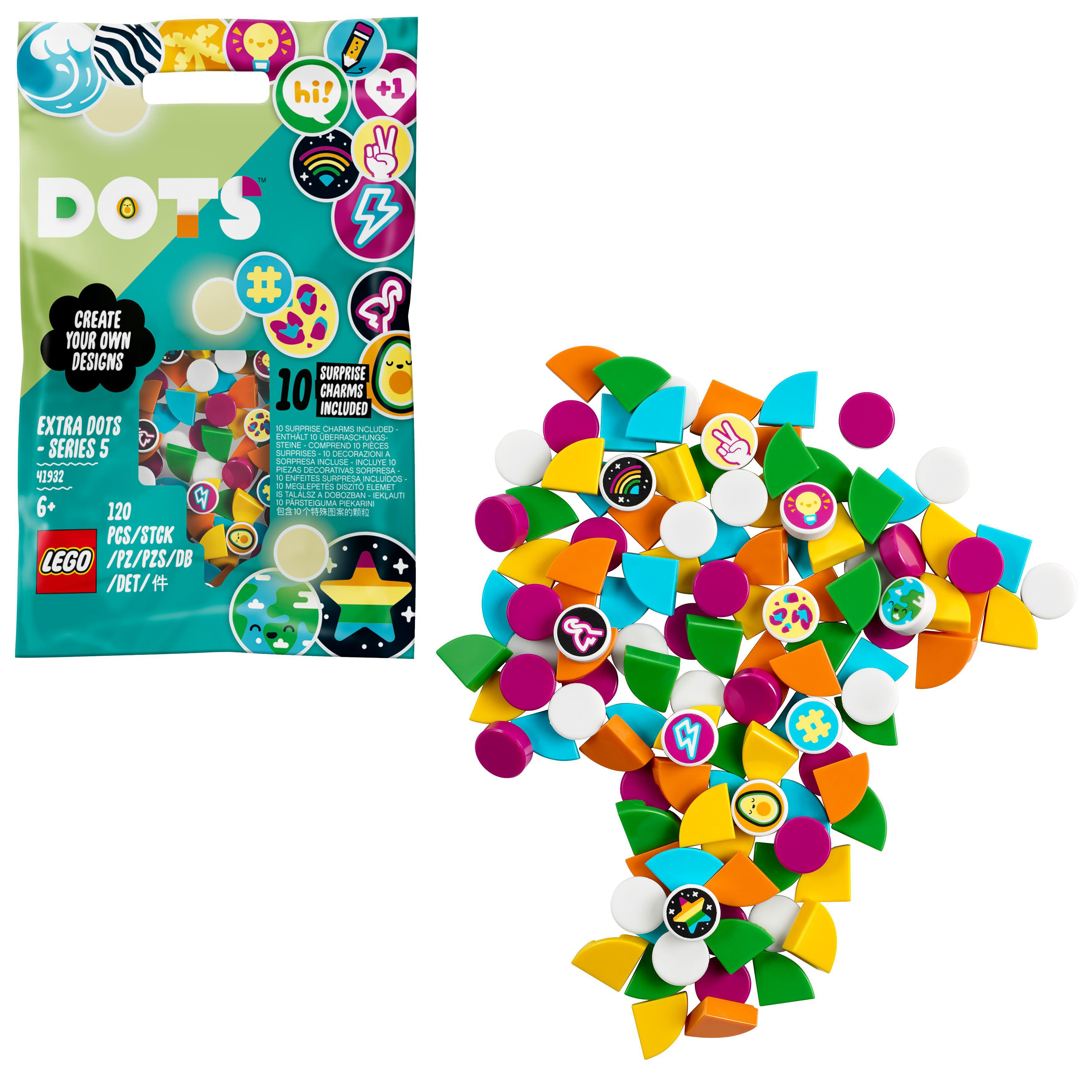 LEGO DOTS - Extra DOTS - Series 5 (41932)
