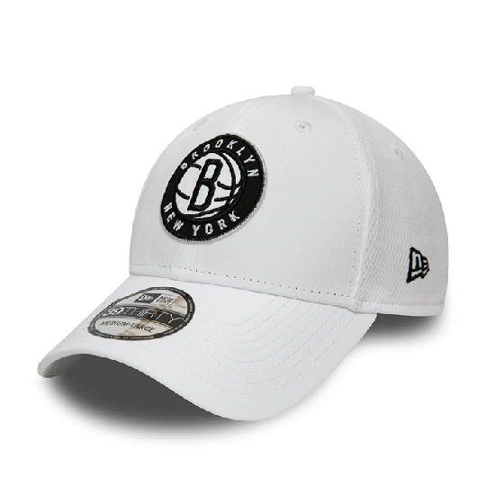 NBA Dashback 39THIRTY Brooklyn Nets, White