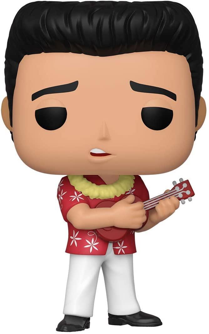 Funko! POP - VINYL Rocks: Elvis- Blue Hawaii (40139)
