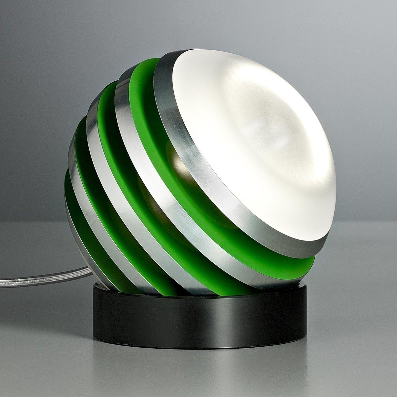 Original LED-bordlampe BULO grønn