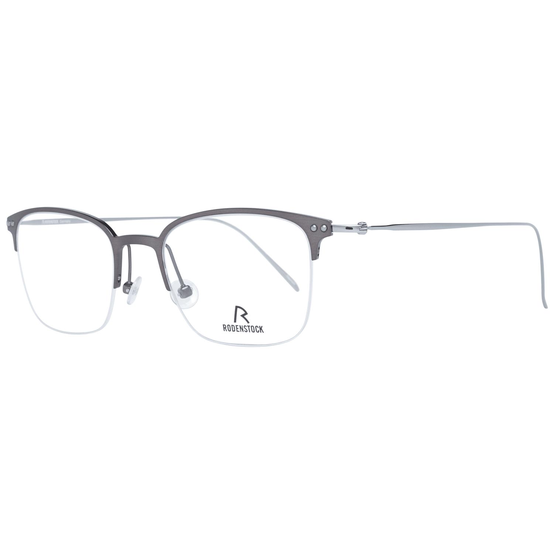 Rodenstock Men's Optical Frames Eyewear Gunmetal R7086 48D