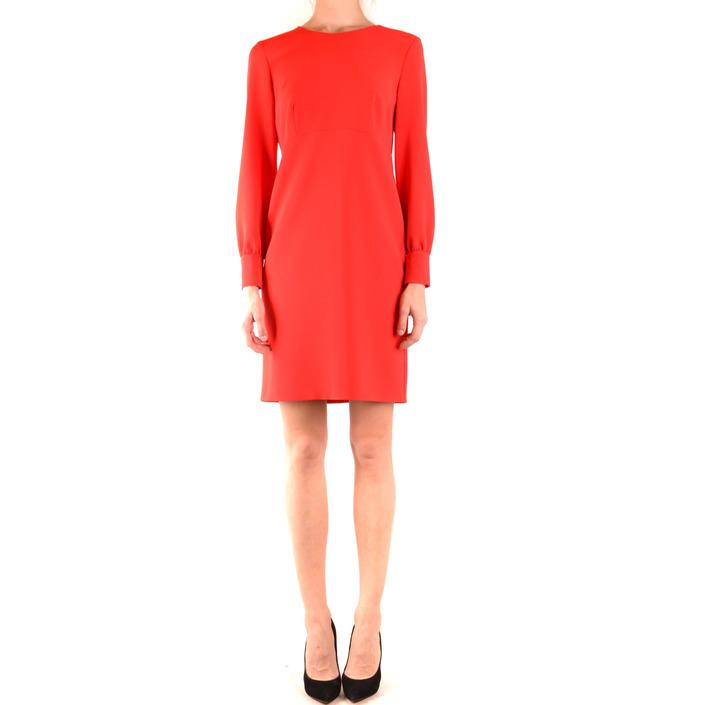 Boutique Moschino Women's Dress Red 169162 - red 40