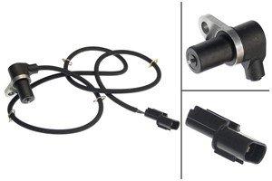 ABS-givare, Sensor, hjulvarvtal, framaxel vänster