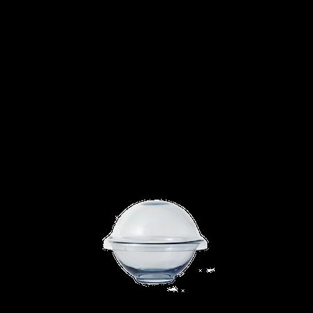 Chapeau Godteriskål Munnblåst Glass Midninght Blue Ø12,5 cm