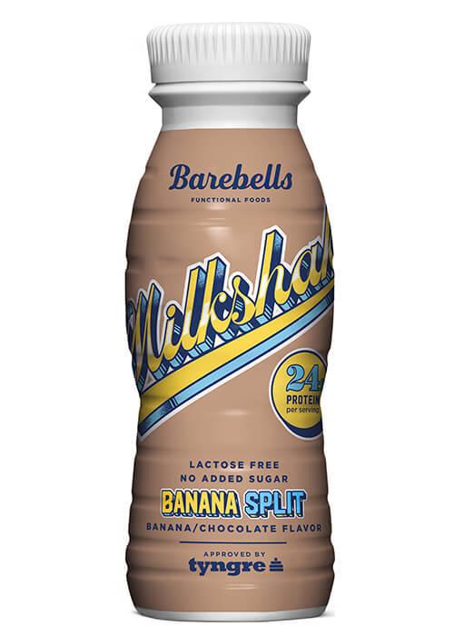 Barebells Milkshake - Banana Split 330ml
