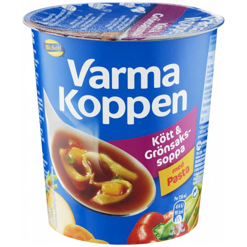 Kött & Grönsakssoppa - 44% rabatt