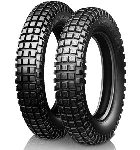 Michelin Trial Competition ( 2.75-21 TT 45M etupyörä )